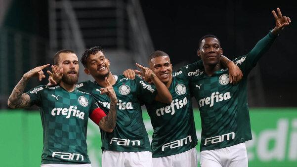 Palmeiras busca bi do Paulista.