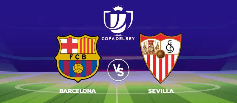 Barcelona x Sevilla ao vivo
