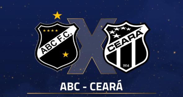 ABC x Ceará ao vivo
