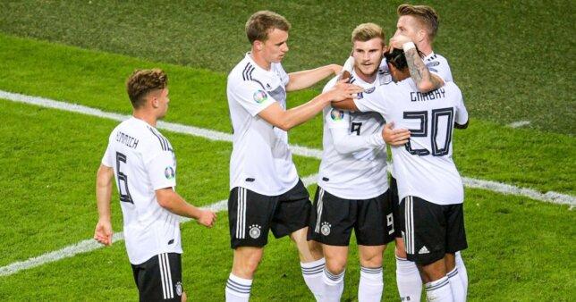 Alemanha x Islândia AO VIVO