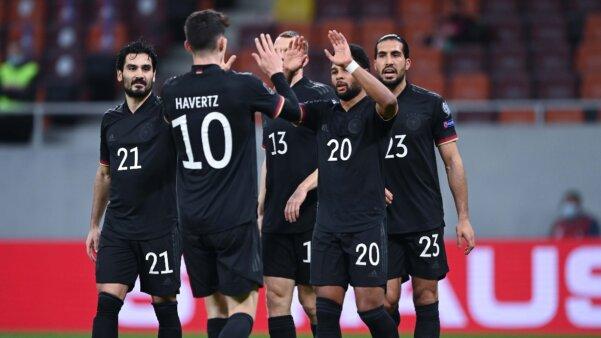 Alemanha x Macedônia guia