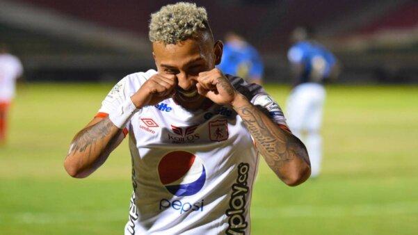 Duván Vergara negocia com o Grêmio