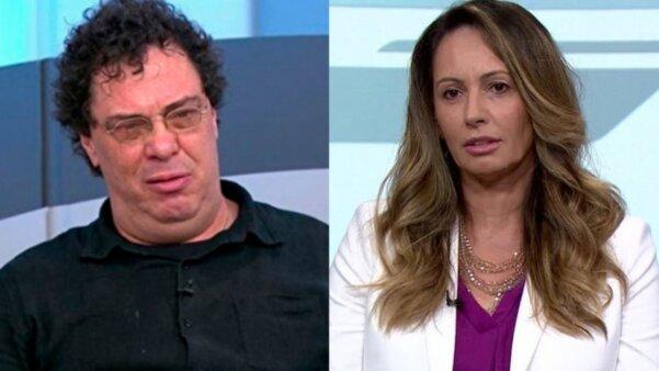 Casagrande e Ana Paula Henkel