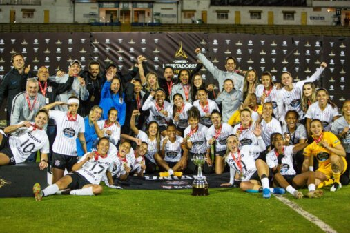 Onde assistir jogos Libertadores feminina 2021