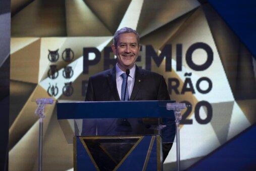CBF tem Rogério Caboclo como presidente.