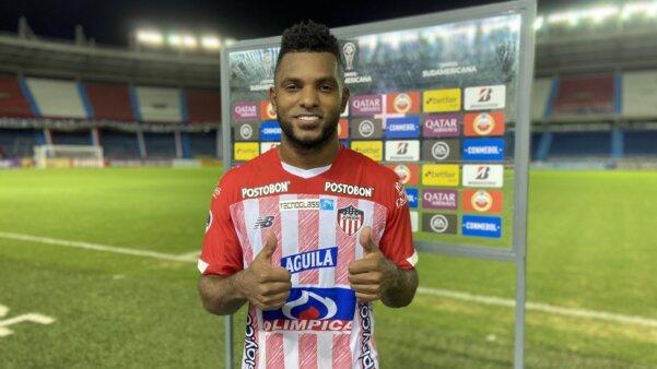 Borja, emprestado pelo Palmeiras, brilhou na Libertadores.