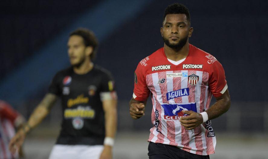 Na Colômbia, Borja agrada diretoria e Palmeiras avalia reintegrar atacante em julho