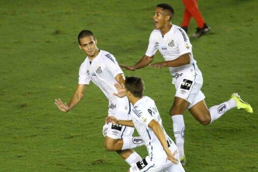Brasileiros mais jovens a marcar um gol na Libertadores