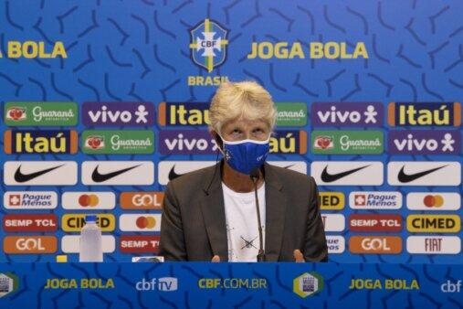Convocação Seleção Brasileira Feminina