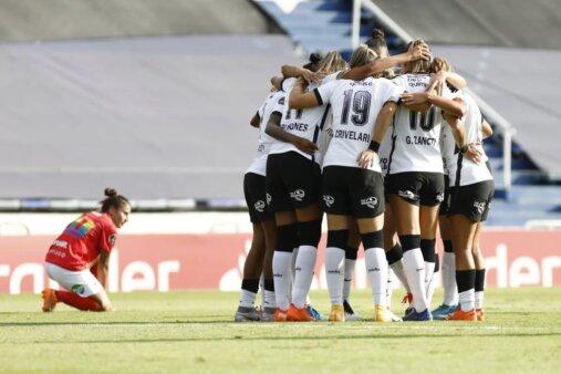 Corinthians x América de Cali Libertadores feminina AO VIVO