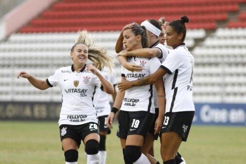 Corinthians x Santiago Morning Libertadores feminina AO VIVO