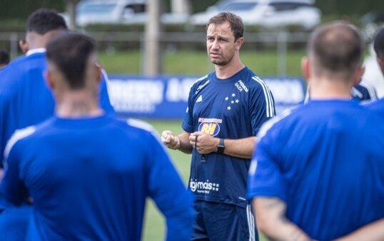 Felipe Conceição no Cruzeiro