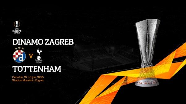 Dinamo Zagreb x Tottenham guia