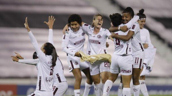 Ferroviária campeã Libertadores feminina