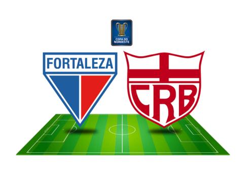Como assistir Fortaleza x CRB AO VIVO pela Copa do Nordeste (Imagem: Reprodução/ Arte: Adriano Oliveira)