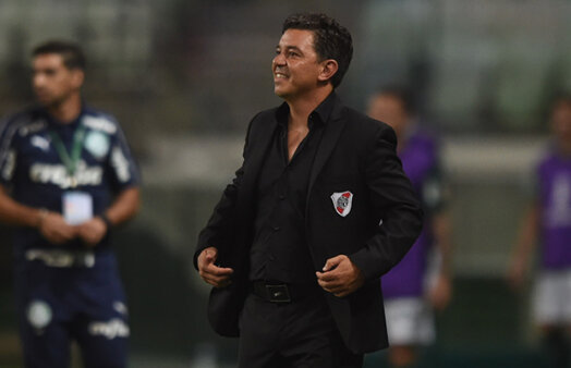 Marcelo Gallardo, River Plate Abel Ferreira