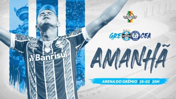 Grêmio x Aimoré guia