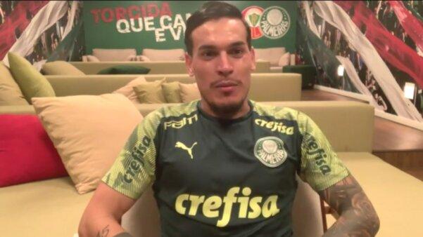 Gustavo Gomez Palmeiras atacantes mais difíceis de marcar