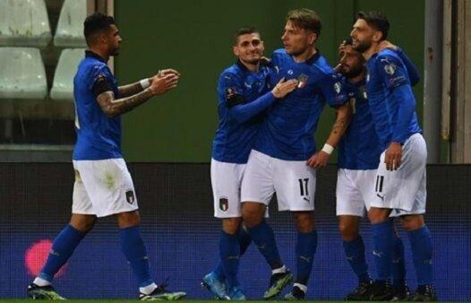 Futebol AO VIVO: saiba onde assistir aos jogos deste domingo (28) - Foto: Reprodução/ Site oficial da seleção italiana/ figc.it/it/nazionali