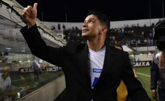 Renato Florêncio, ex-jogador e dirigente do Santos