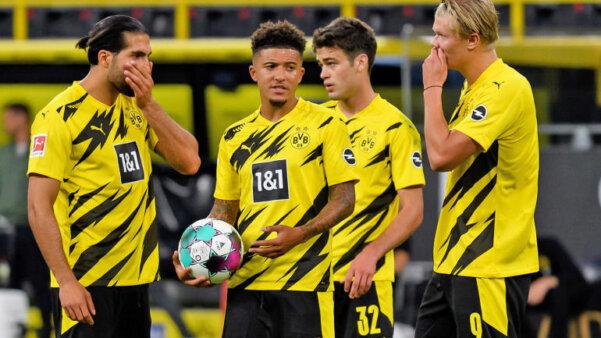 Borussia Dortmund escalação