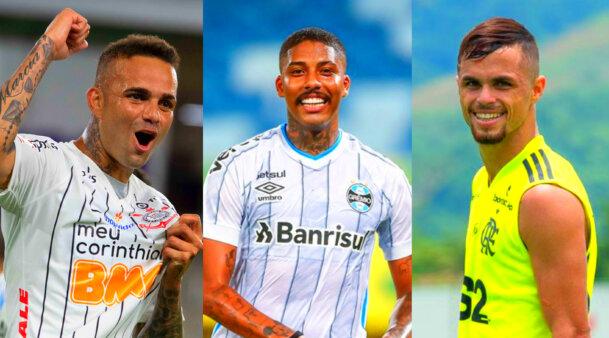 Jogadores, em baixa, Brasil