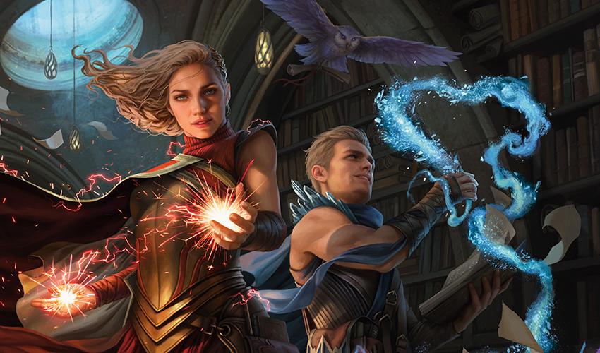 Magic The Gathering Strixhaven: Escola de Magia tem anúncio em live