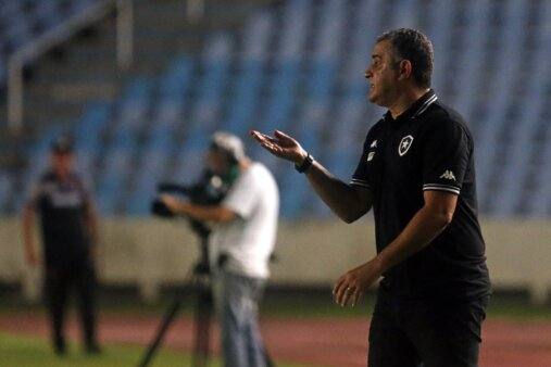 Marcelo Chamusca Botafogo