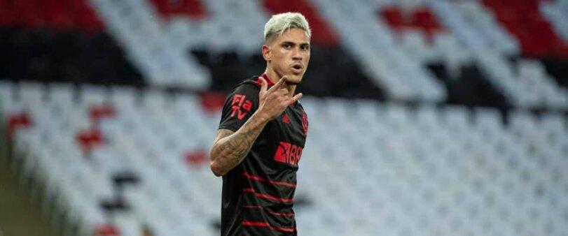 Pedro no Flamengo