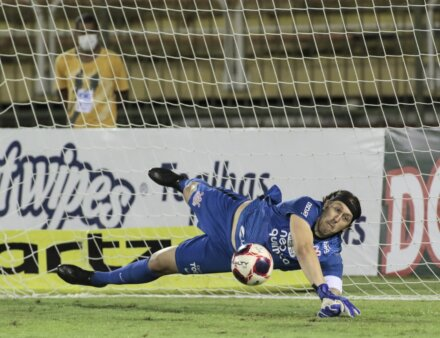 Quantos pênaltis Cássio já defendeu com a camisa do Corinthians?