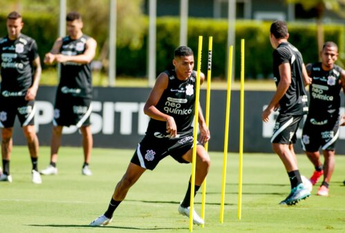 Provável escalação Corinthians Salgueiro Copa do Brasil