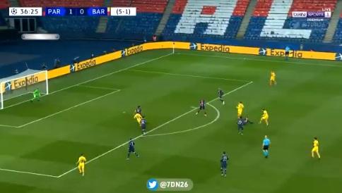 PSG x Barcelona gols