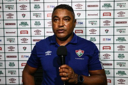 Roger Machado Fluminense