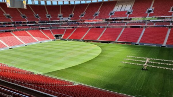 Santos x San Lorenzo Pré-Libertadores Brasília