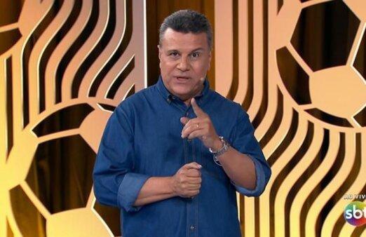 Téo José, SBT, Libertadores, jogos