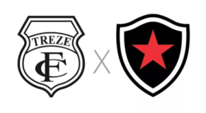 Treze x Botafogo-PB