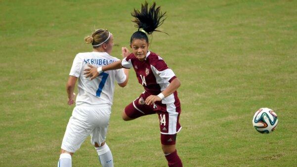 Hilary Vergara é a nova contratação do Atlético-MG
