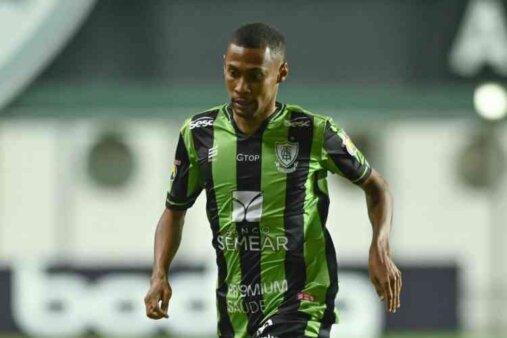 Ademir pelo América é alvo do Palmeiras