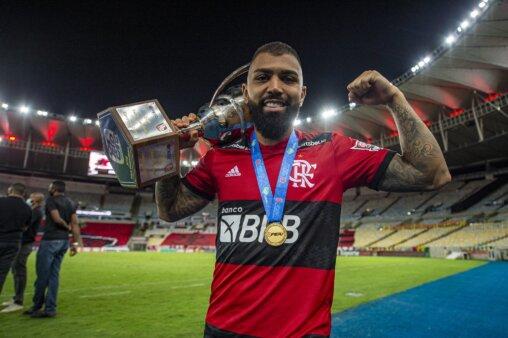 Situação das estrelas do Flamengo no Mercado da Bola