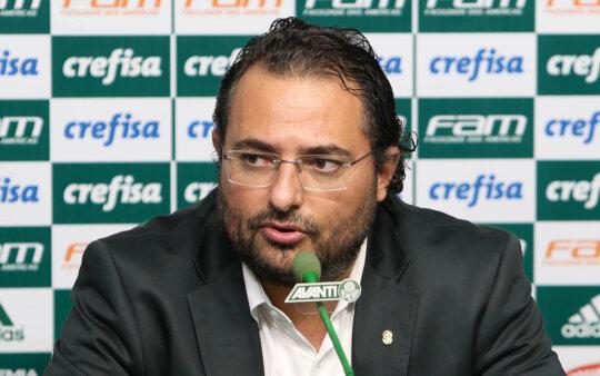 Mattos avaliou retorno ao Palmeiras e falou sobre o Flamengo.