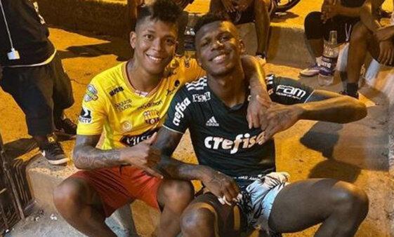 Arboleda causou polêmica no São Paulo.