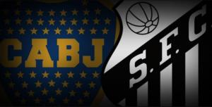 Boca Juniors x Santos ao vivo