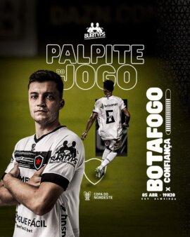 Botafogo-PB x Confiança guia