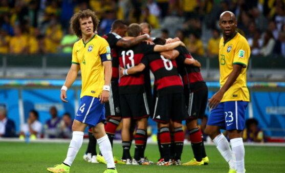 Brasil, 7 a 1