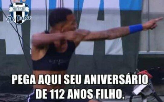 Grêmio Internacional Futebol da Zoeira Memes
