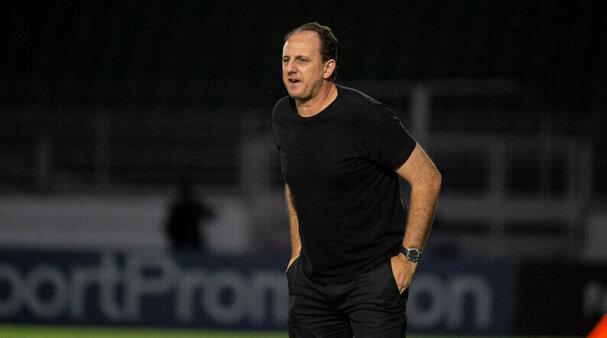 Ceni projetou Flamengo x Palmeiras.