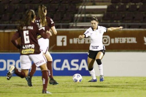 Assistir Corinthians x Botafogo Brasileirão Feminino AO VIVO