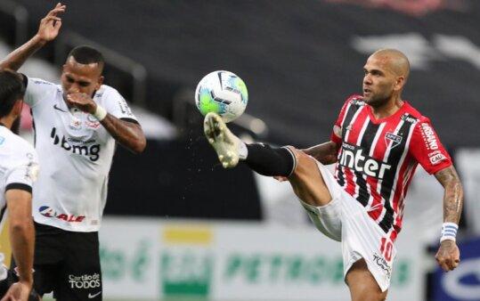 Corinthians x São Paulo, Globo