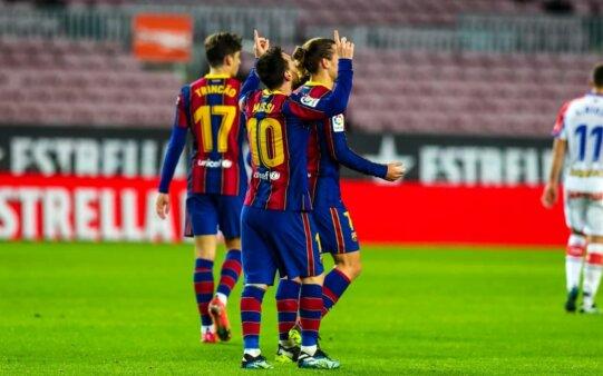 Barcelona é o clube mais valioso do mundo.