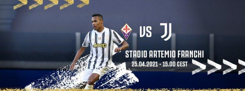 Fiorentina x Juventus guia